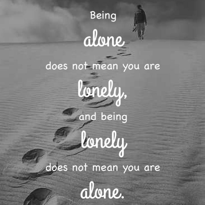 Quotes About Feeling Alone and Unwanted with images