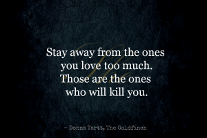 Staying Away From Someone You Love Quotes