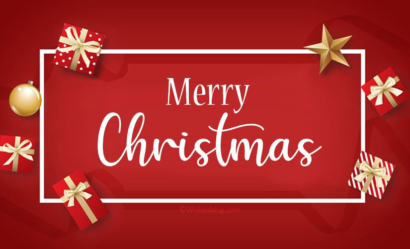 merry christmas wishes text for friends